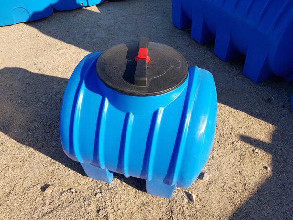 Емкость бак для воды G 150 литров горизонтальная Гранд Пласт