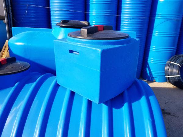 Емкость бак для воды SK 50 литров прямоугольная Гранд Пласт