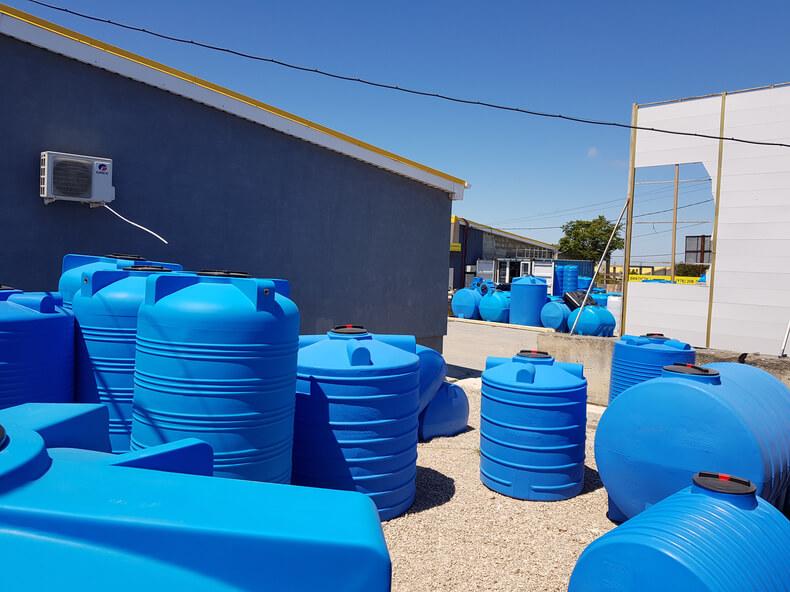 Емкость для воды Севастополь 19