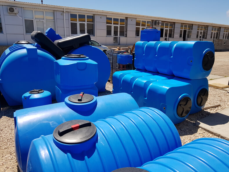 Емкость для воды Севастополь 21