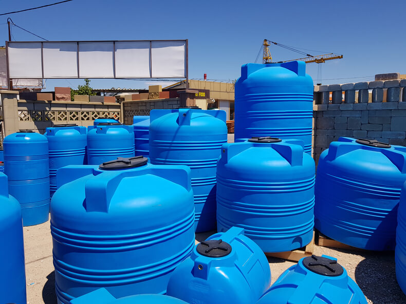Емкость для воды Севастополь 23