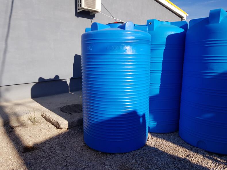 Емкость для воды Севастополь 37