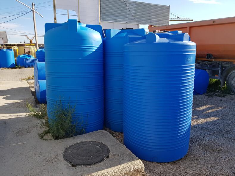 Емкость для воды Севастополь 38
