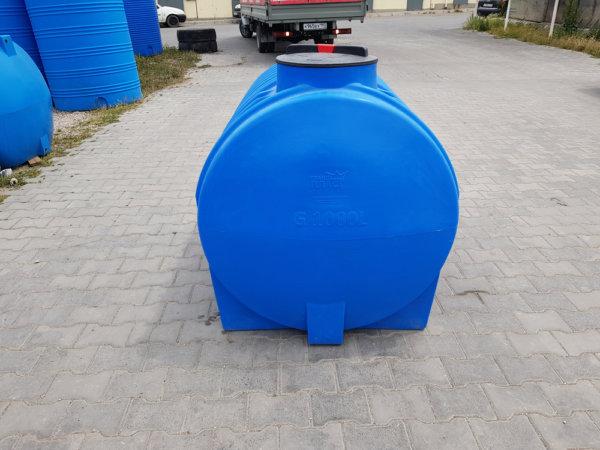 Емкость бак для воды G 1001 литров горизонтальная Гранд Пласт
