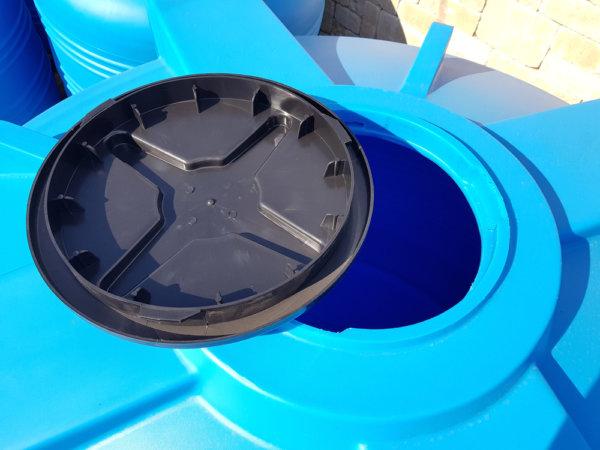 Емкость бак для воды V 5000 литров вертикальная КрымХимПласт