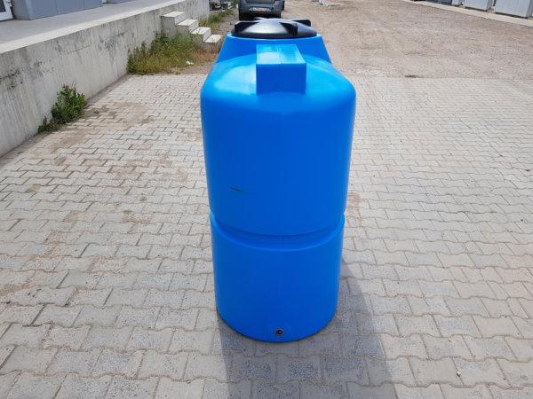 Емкость для воды B 1000 литров вертикальная Бублик КрымХимПласт