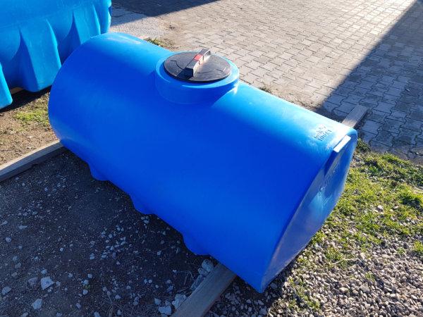 Емкость бак для воды G 1000 литров горизонтальная Гранд Пласт