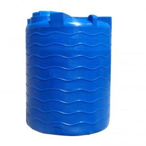 Емкость для воды 5 кубов вертикальная Байдар Пласт