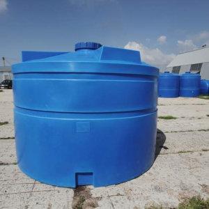Емкость для воды 7 кубов вертикальная Байдар Пласт
