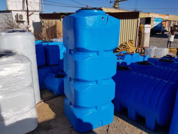 Емкость для воды BK 1000 литров вертикальная КрымХимПласт