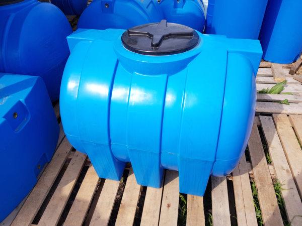 Емкость для воды G 500 литров горизонтальная КрымХимПласт