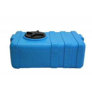Емкость для воды SG 100 литров горизонтальная КрымХимПласт