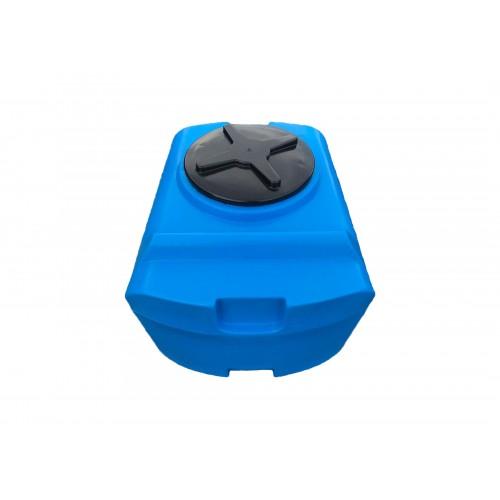 Емкость для воды SK 200 литров горизонтальная КрымХимПласт