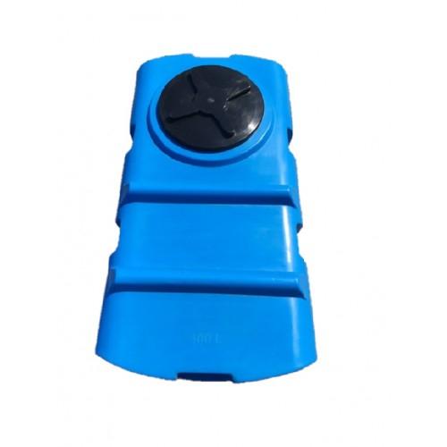 Емкость для воды SK 400 литров горизонтальная КрымХимПласт