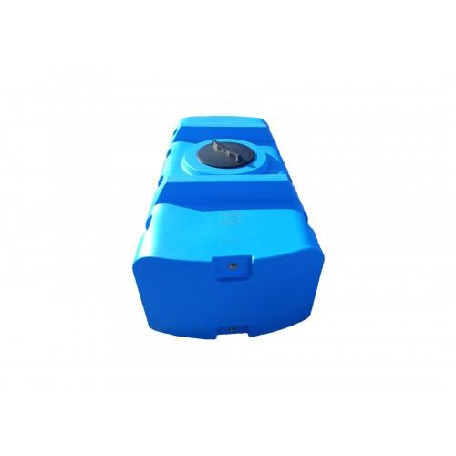 Емкость для воды SK 650 литров горизонтальная КрымХимПласт