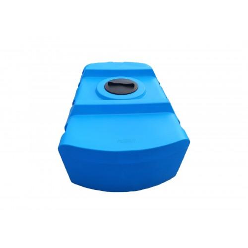 Емкость для воды SK 850 литров горизонтальная КрымХимПласт