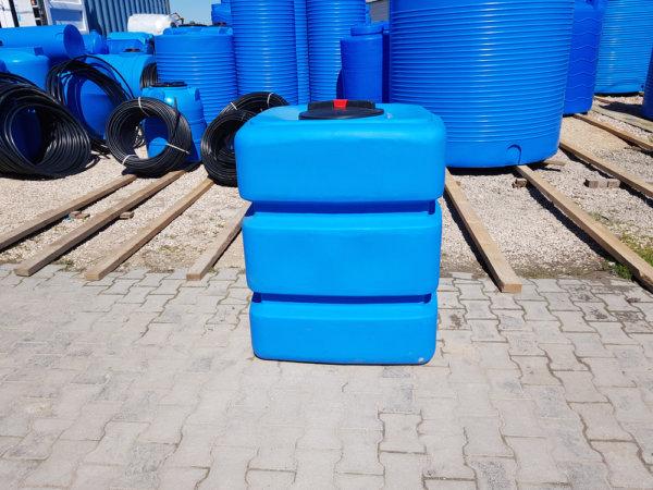 Емкость для воды Slim 500 литров прямоугольная Гранд Пласт