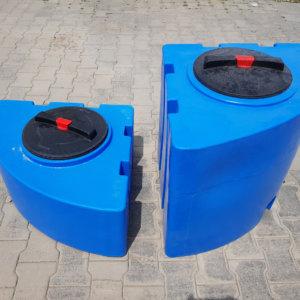 Емкость для воды U 100 литров угловая Гранд Пласт