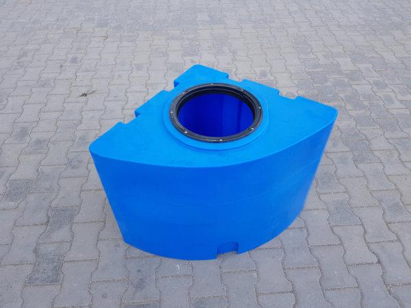 Емкость для воды U 200 литров угловая Гранд Пласт