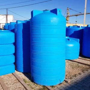 Емкость для воды V 2000 литров вертикальная КрымХимПласт