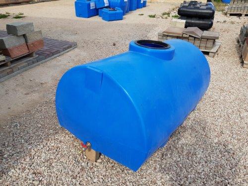 Установка крана в пластиковую емкость Севастополь 7